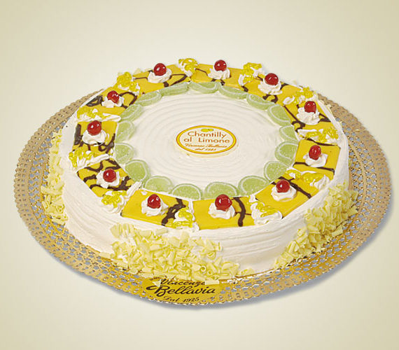 chantilly limone bellavia