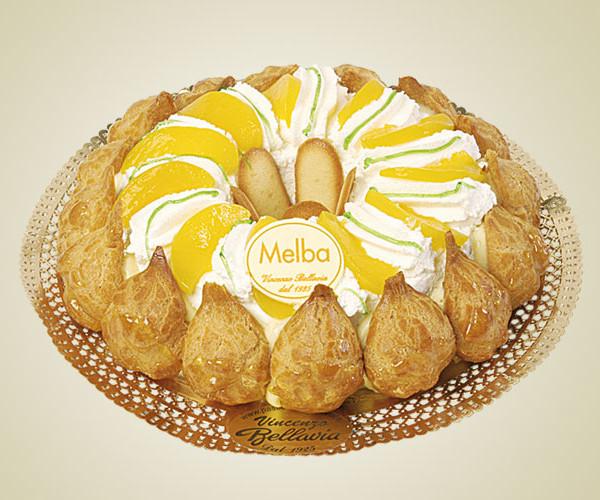 torta melba bellavia