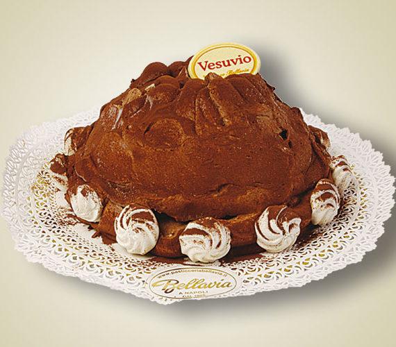 torta vesuvio bellavia