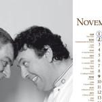 bellavia calendario 2014