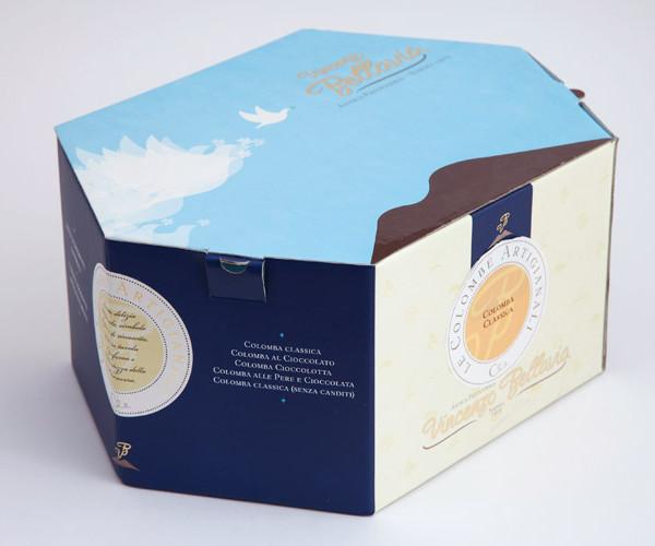 colomba artigianale bellavia confezione regalo