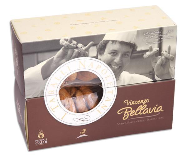 taralli napoletani rosticceria bellavia confezione regalo