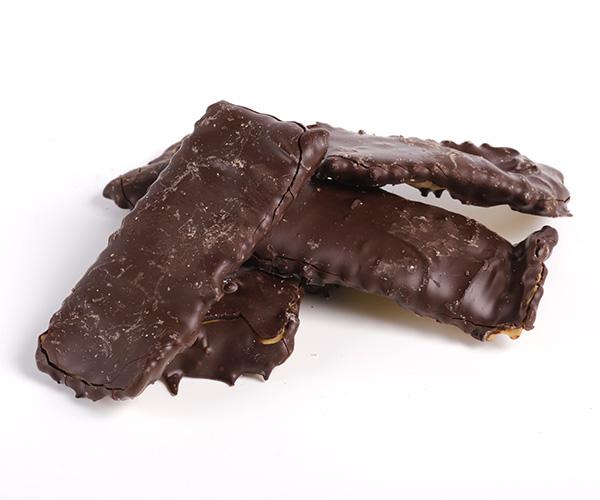 chiacchiere fritte cioccolato fondente bellavia